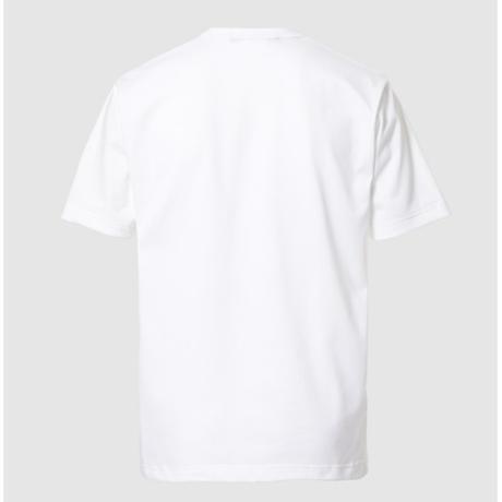 綿天竺プリントtシャツ