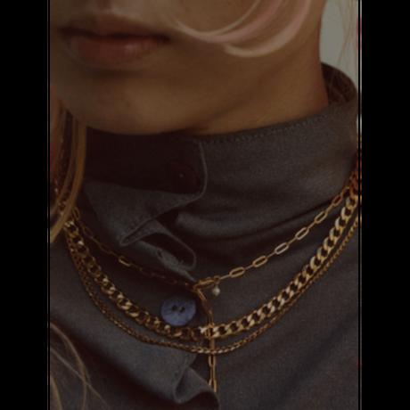 Gemma Necklace Gold