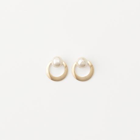 petite robe noire  cotton pearl pierce
