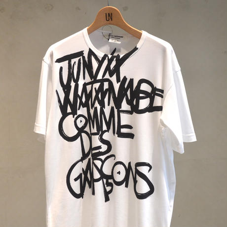 Junya Watanabe ロゴ T-Shirt ホワイト
