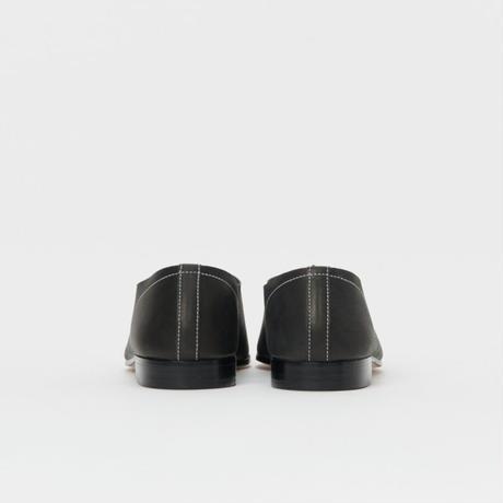 foot cast///6 hole black/white