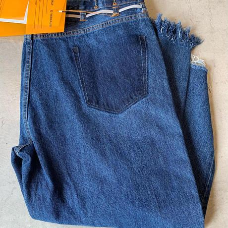 VINTAGE REWORK BIGGY PANTS