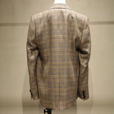 ウール麻ツイードジャケット
