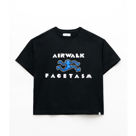 FACETASM×AIRWALK black