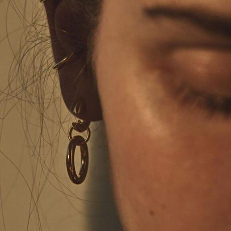 Dogma Earring silver