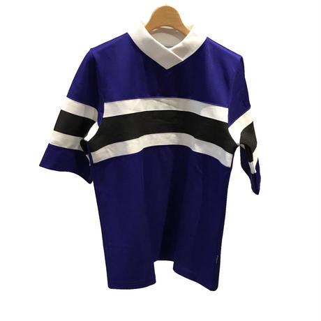 AMI Alexandre Mattiussi - Oversized T-Shirts PURPLE