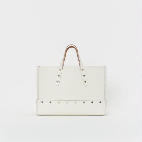 Hender Scheme     assemble rectangle bag M   white