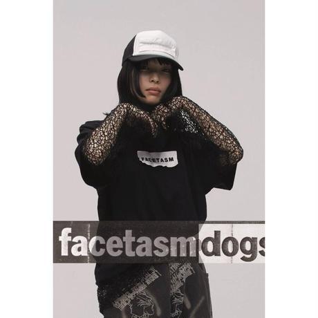 Dogs×FACETASM Cap
