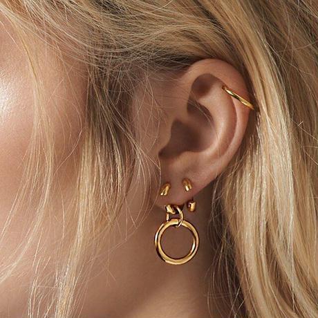 Dogma Earring  gold