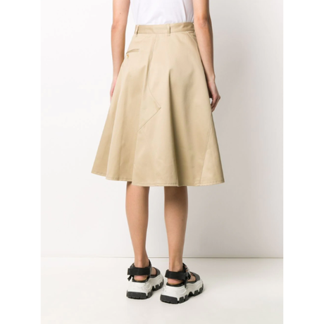 Junya watanabe   ハイウエスト Aラインスカート
