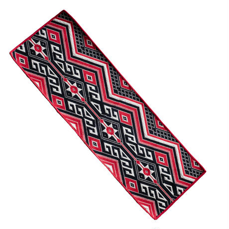 amabro Indian Kitchen Mat -Red