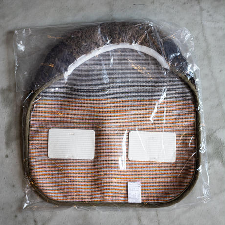 Sikak Long Pile Toilet Lid Cover