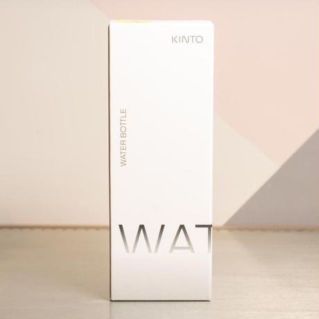 <小型>KINTO WATER BOTTLE 500ml