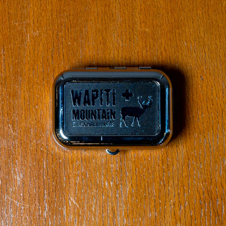 <小型>WAPITI PORTABLE ASHTRAY