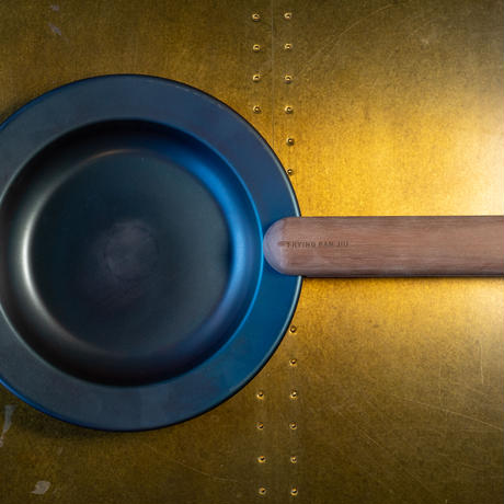 <小型>FRYING PAN JIU HANDLE WALNUT
