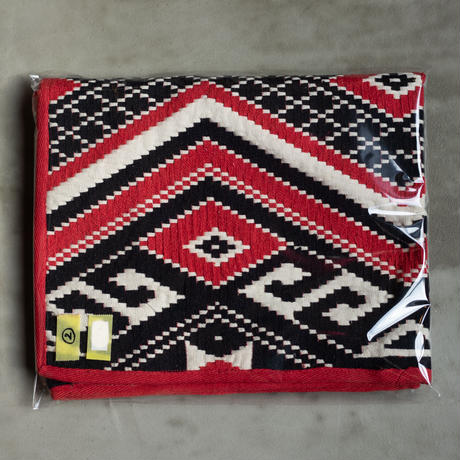 amabro Indian Entrance Mat -Red