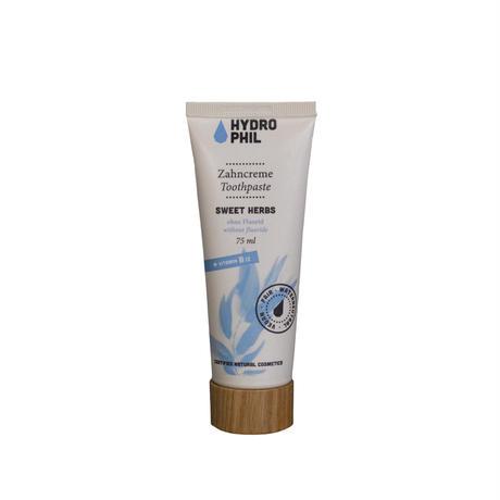 HYDROPHIL Zahncreme Toothpaste 75ml