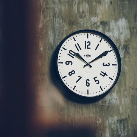 <中型(特)>Bungert Wall Clock