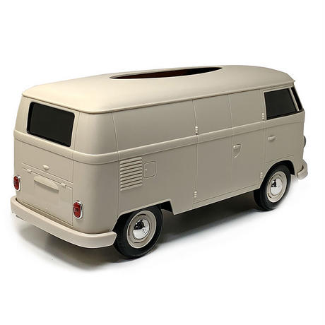 <小型> Volks Wagen Bus - Tissue Box Plus