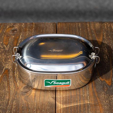 <小型>Seagull Lunch Box 16cm