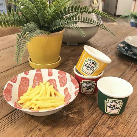 <小型>HEINTZ  Sauce Cup & French Fry Bowl