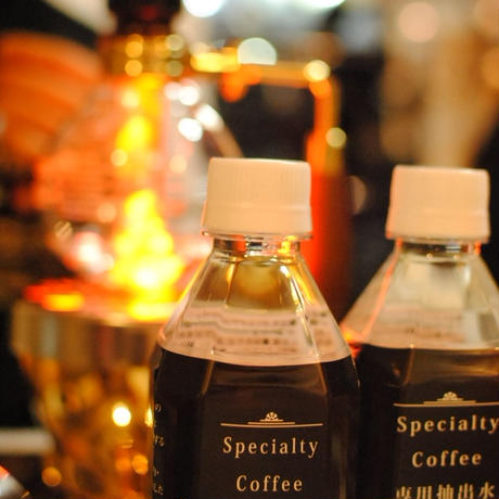 SPECIALTY COFFEE BREWING WATER 500ml / スペシャルティコーヒー専用抽出水 500ml