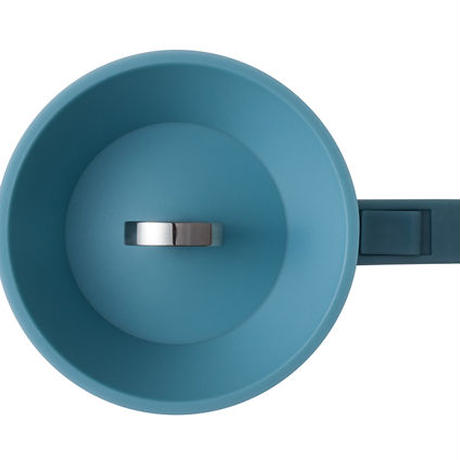 RIVERS COFFEE PRESS HOOP(1-4cups)Light Blue / リバーズ コーヒープレス フープ(1-4杯用)ライトブルー