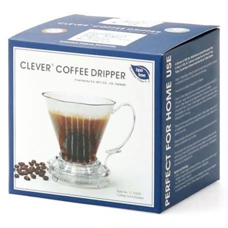 CLEVER COFFEE DRIPPER Large (for 2 cups) / クレバーコーヒードリッパーLサイズ(2杯用)
