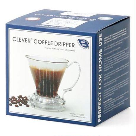CLEVER COFFEE DRIPPER Small (for 1 cup) / クレバーコーヒードリッパーSサイズ(1杯用)