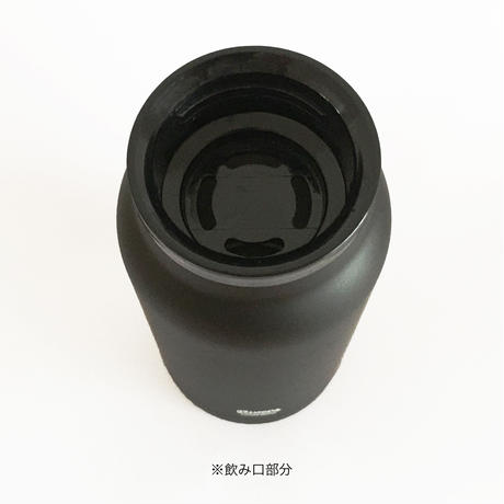 RIVERS Stainless Bottle FLASKER 420ml(シルバー) / リバーズ ステンレスボトル フラスカー 420ml(シルバー)