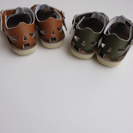 Salt-Water SANDALS SHARK(全2色/CH9(16.3cm),CH10(17.4cm),CH11(18.2cm),CH12(19.2cm))