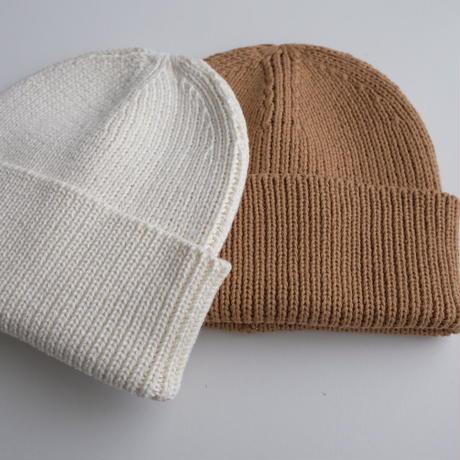 SUMMER & STORM cotton beanie(全2色/XS,S,M)