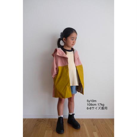 Faire Child Anorak(全2色/2-4,4-6,6-8,8-10,10-12)