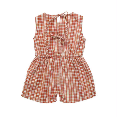 18M ラスト1点 the new society ARLETTE BABY ROMPER