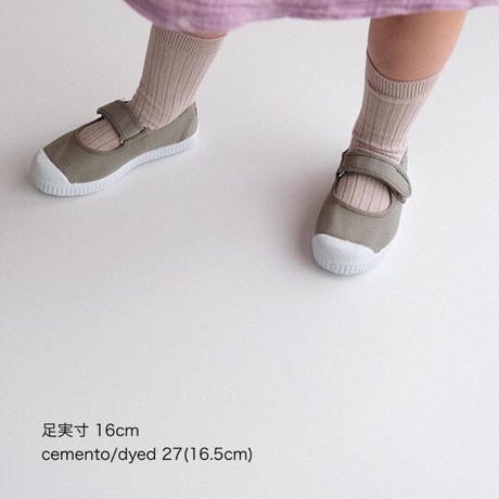 Cienta VELCRO ONE STRAP SHOES(全5色/21(12.5cm)~32(20cm))