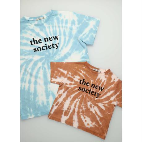 the new society THE NEW SOCIETY TEE(全2色/3Y,4Y,6Y,8Y,10Y)