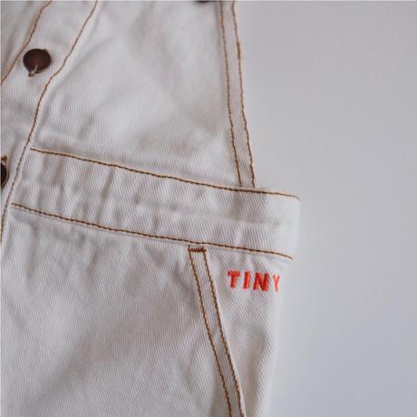 4yラスト1点 TINYCOTTONS DENIM DRESS