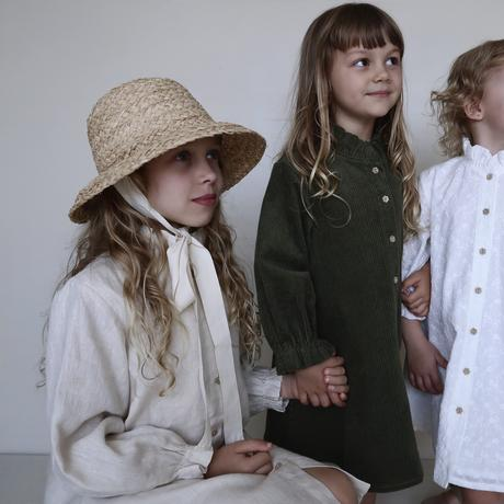 HOUSE OF PALOMA Fanette Dress(4Y,5Y,6Y)