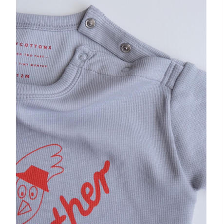TINYCOTTONS BETTER TOGETHER BABY TEE(9m)