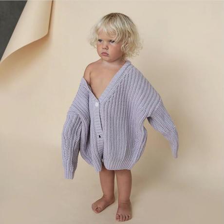 SUMMER & STORM chunky cardigan(XS)