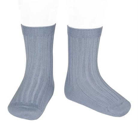 再入荷 Condor Rib Short Socks(全8色/4(14.5-16cm),6(17-19.5cm),8(20.5-22.5cm))