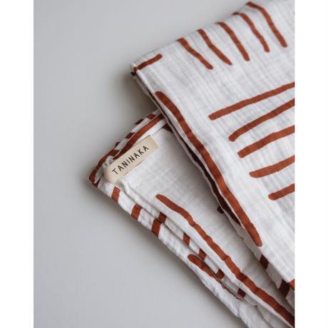 TANINAKA Printed Wrap - Horizon
