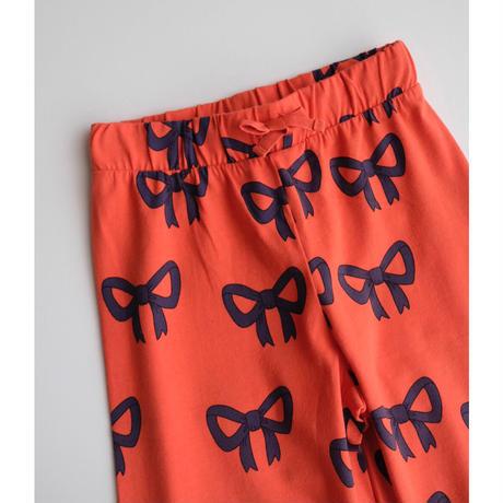 mini rodini Bow aop trousers(80/86,92/98,104/110,116/122,128/134)