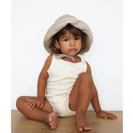 SUMMER & STORM BABY SUN HAT WITH TIES