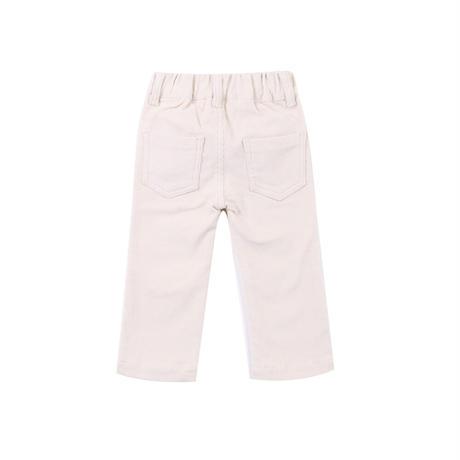 KHAKIカラーのみ MERCIU CORDUROY PANTS(90cm,100cm)