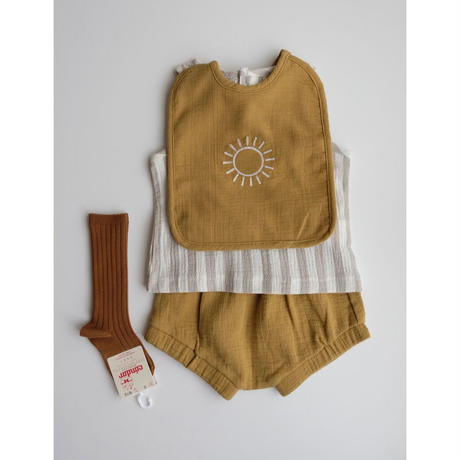 QUINCY MAE Woven Bloomer(全2色/12-18m,2-3y)