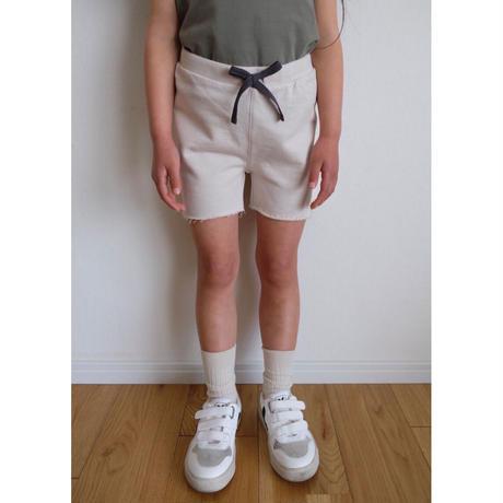 Phil & Phae Raw-edged sweat shorts(4Y,5Y,6Y,9-10Y)