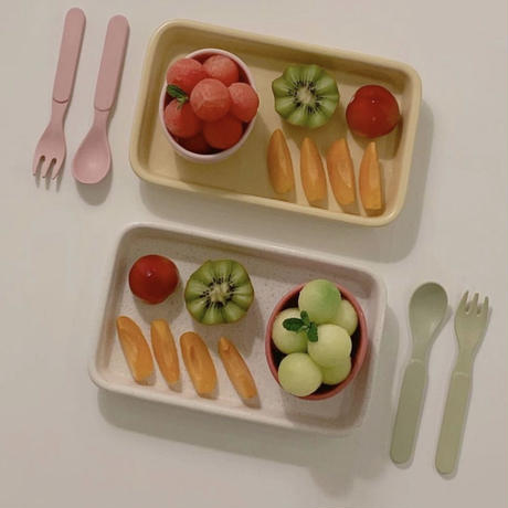 pola at home mom Tray Plate M (全5色)