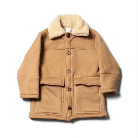 wynken Parti Sheepskin Coat(6y,8y,10y)