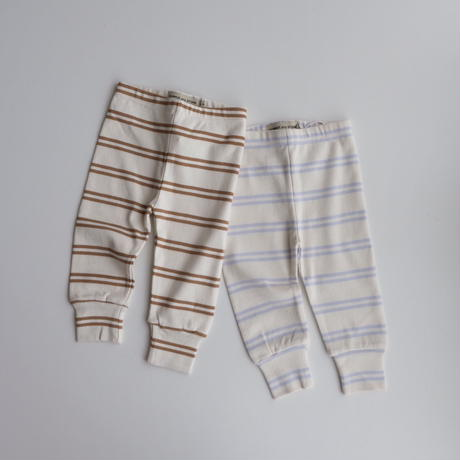 SUMMER & STORM mini-ribbed leggings(全2色/6-12M,1Y,2Y,3Y,4Y,5Y)